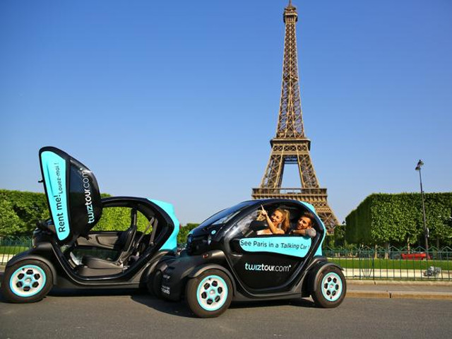 Renault Twizy in Francia