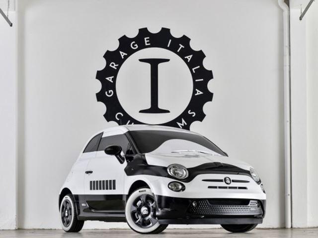 Fiat 500e stormtrooper è l'auto dell'impero di Star Wars!