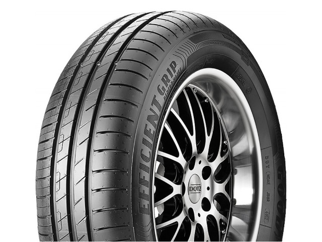 Goodyear e la sfida EfficientGrip Performance