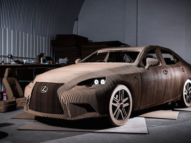 Lexus Origami Car: sfida eco superata!