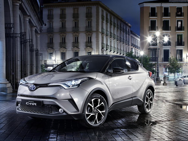 Toyota C-HR ibrida
