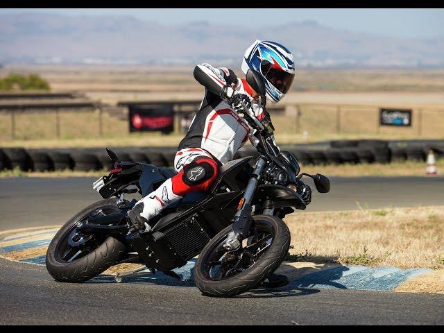 Arriverà nel 2016 Zero FXS, il supermotard elettrico di Zero Motorcycles