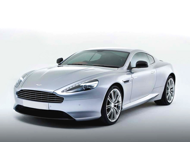 Aston Martin DB9 Plug-in Hybrid