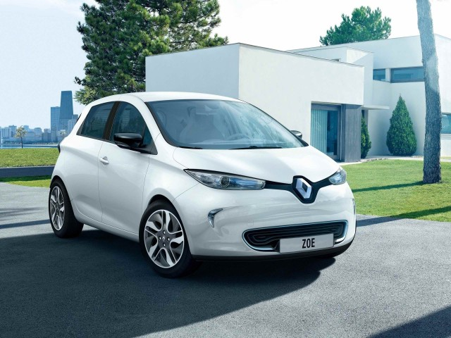 Renault Zoe eletta Red Dot Product Design 2013